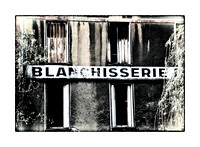 Blanchisserie, Laundry